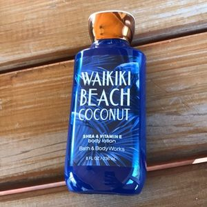 B&BW Waikiki Beach Coconut Body Lotion